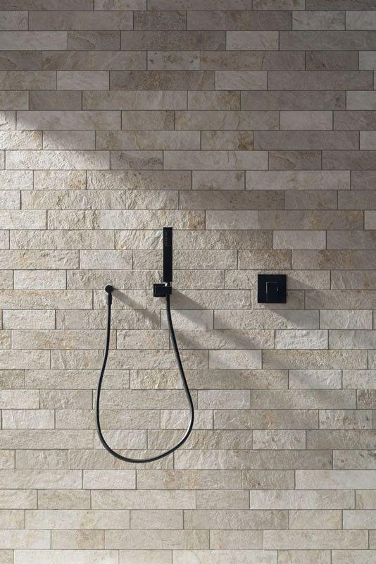 Kronos Rocks Silver White Brick 30x60 Cm 7445 Porcelain Stoneware Stone 30x60 On Bathroom39 Com At 83 Euro Sqm Tiles Ceramic Floor Bath Interieur