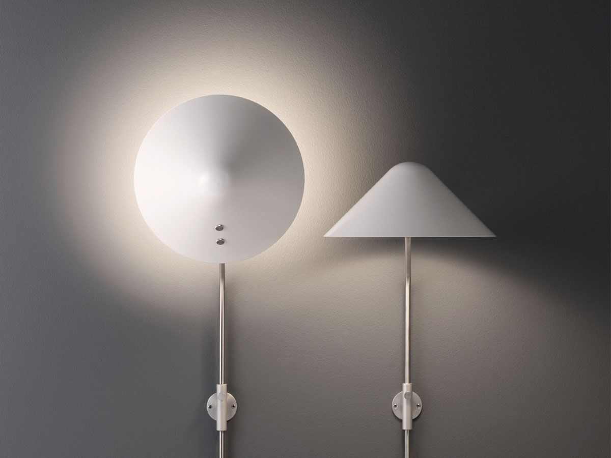 Due To The Unique Multi Adjustable Shade Of The VIP Series The Wall VIP  Appears To Be Two Different Lamps.