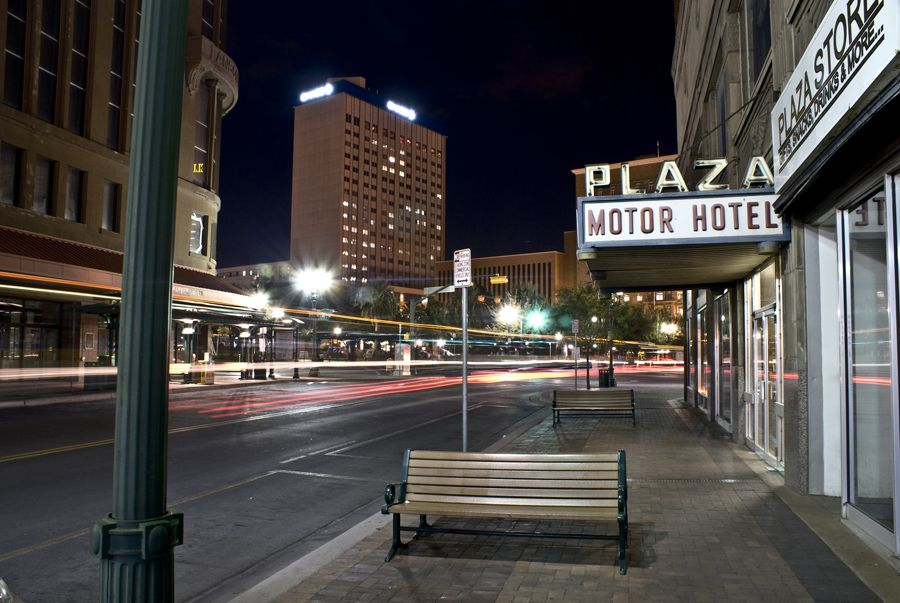 Awesome Picture Of Downtown El Paso At Night Downtown El Paso