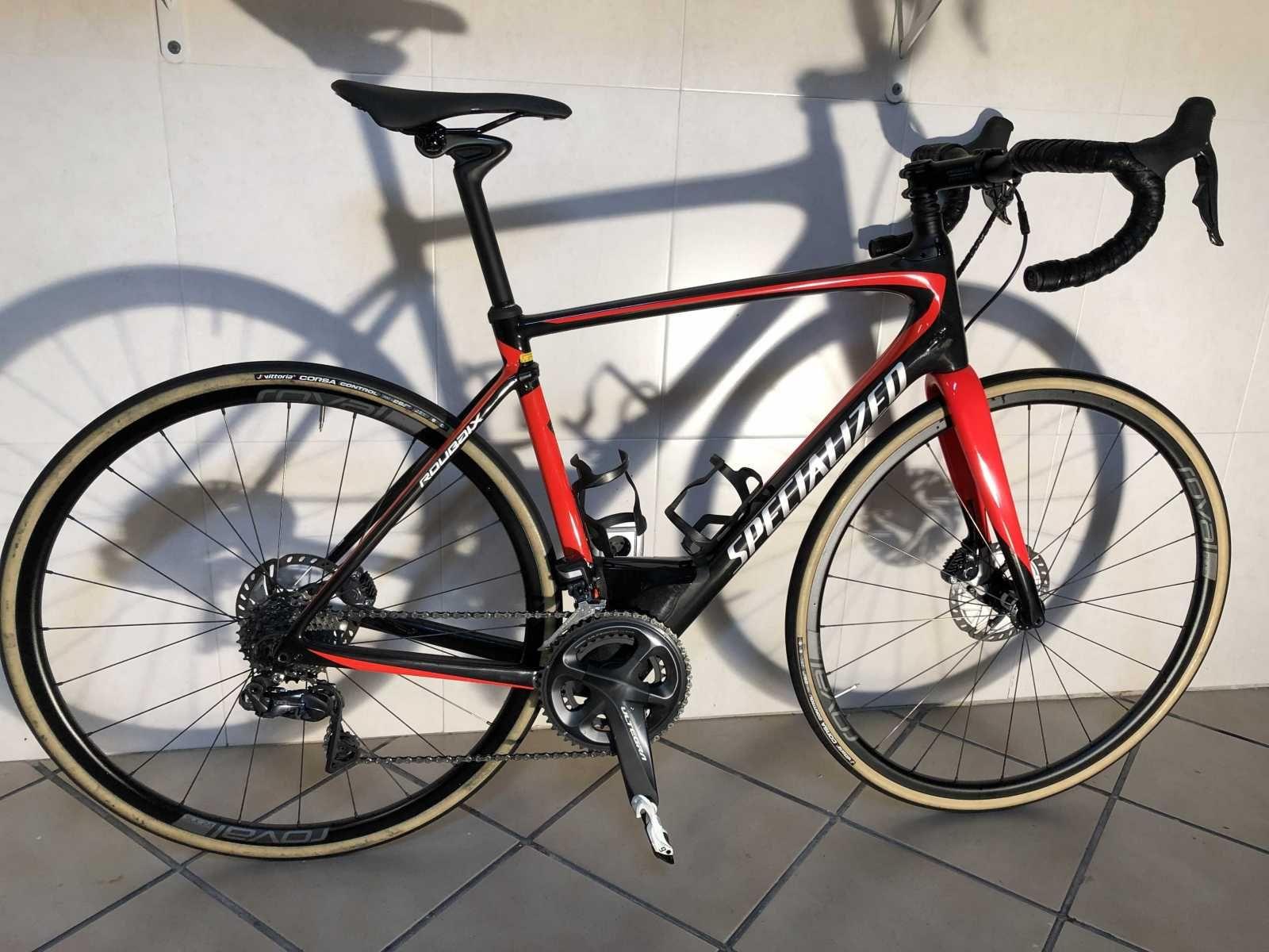 Bicicleta de carretera Specialized Roubaix. Ref 43023