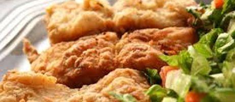 Pejerrey a la Romana... Fácil de preparar y muy delicioso!