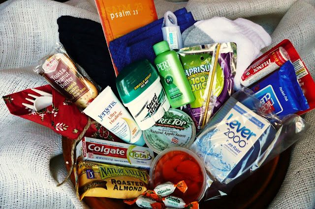 Blessing Bags A Great Idea For Lent And In General Fill The Bags And Then Give Them To A Charity To D Blessing Bags Family Christmas Party Family Christmas