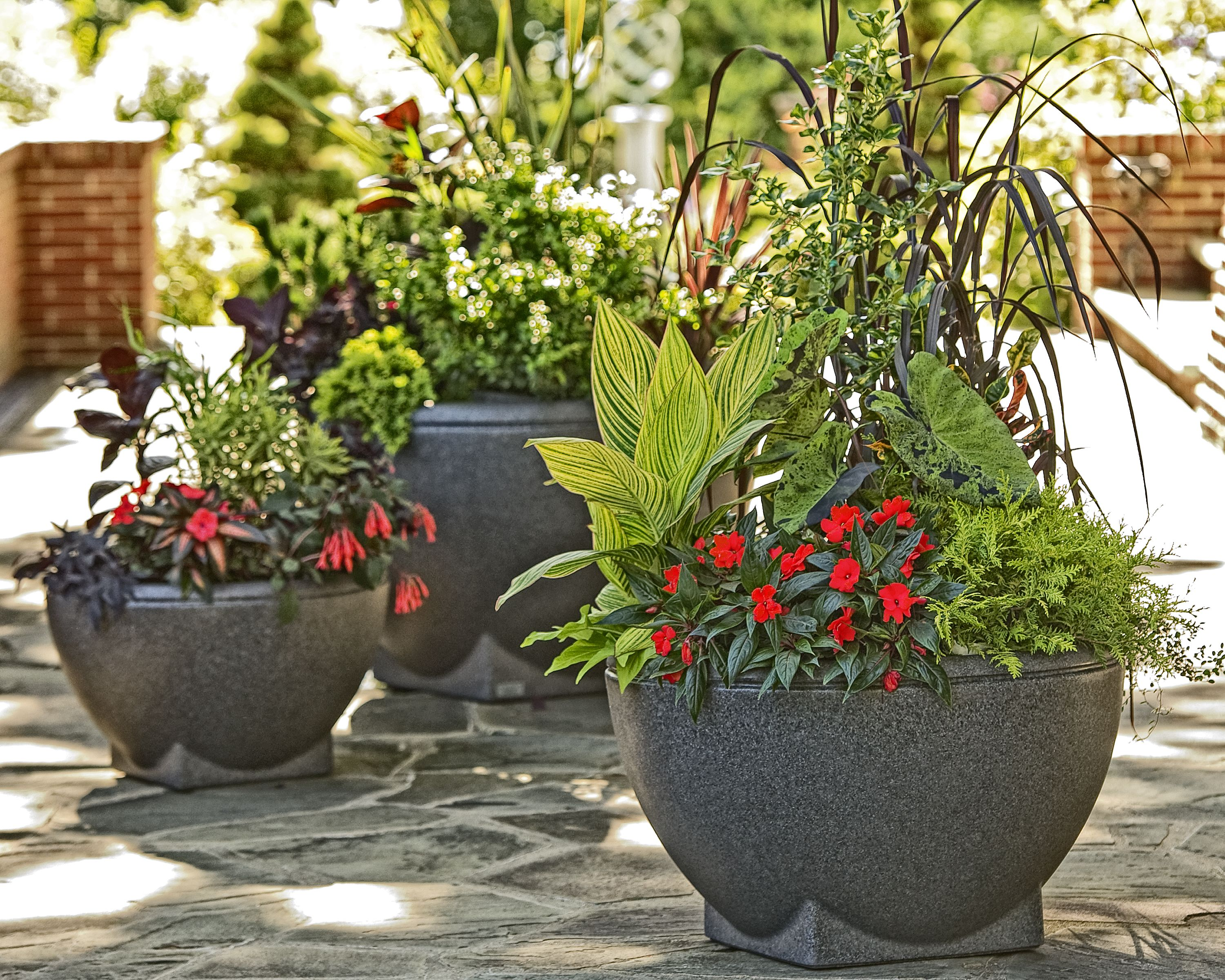 the for landscapes massive exterior interior planters landscape outdoor of collection planter beautifying