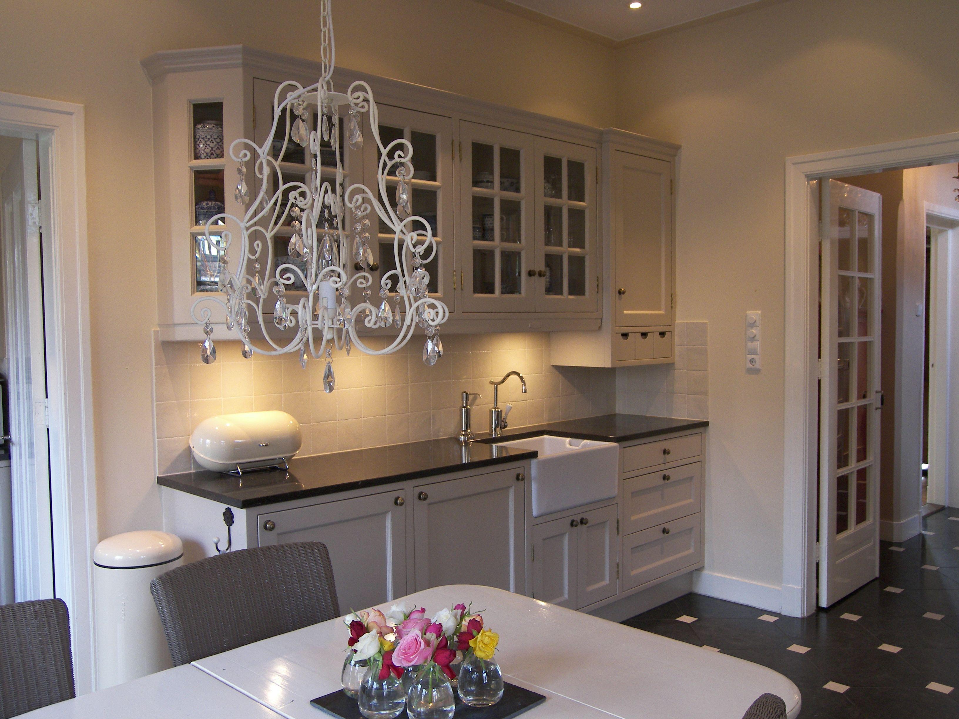 Landelijke keuken ontwerp interieur en bouw keuken Simon Voorhout ...