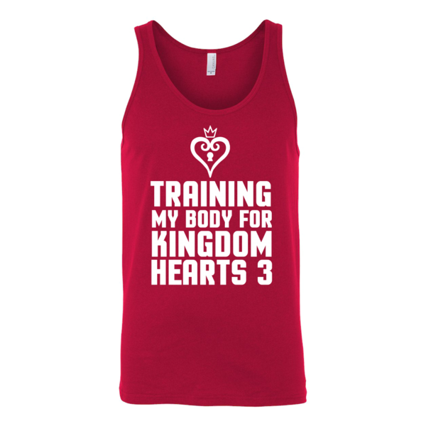 e0f9f229 Wouldn't it be more fun to workout in this Kingdom Hearts shirt ...