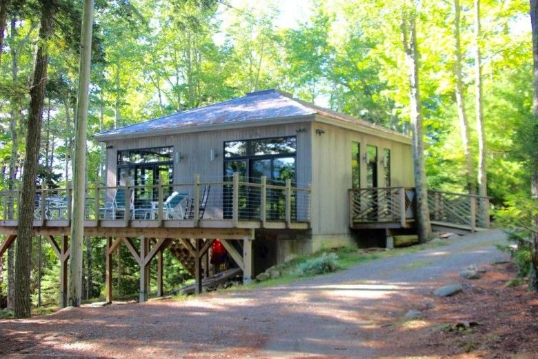 8 cozy acadia national park cabins you can rent acadia