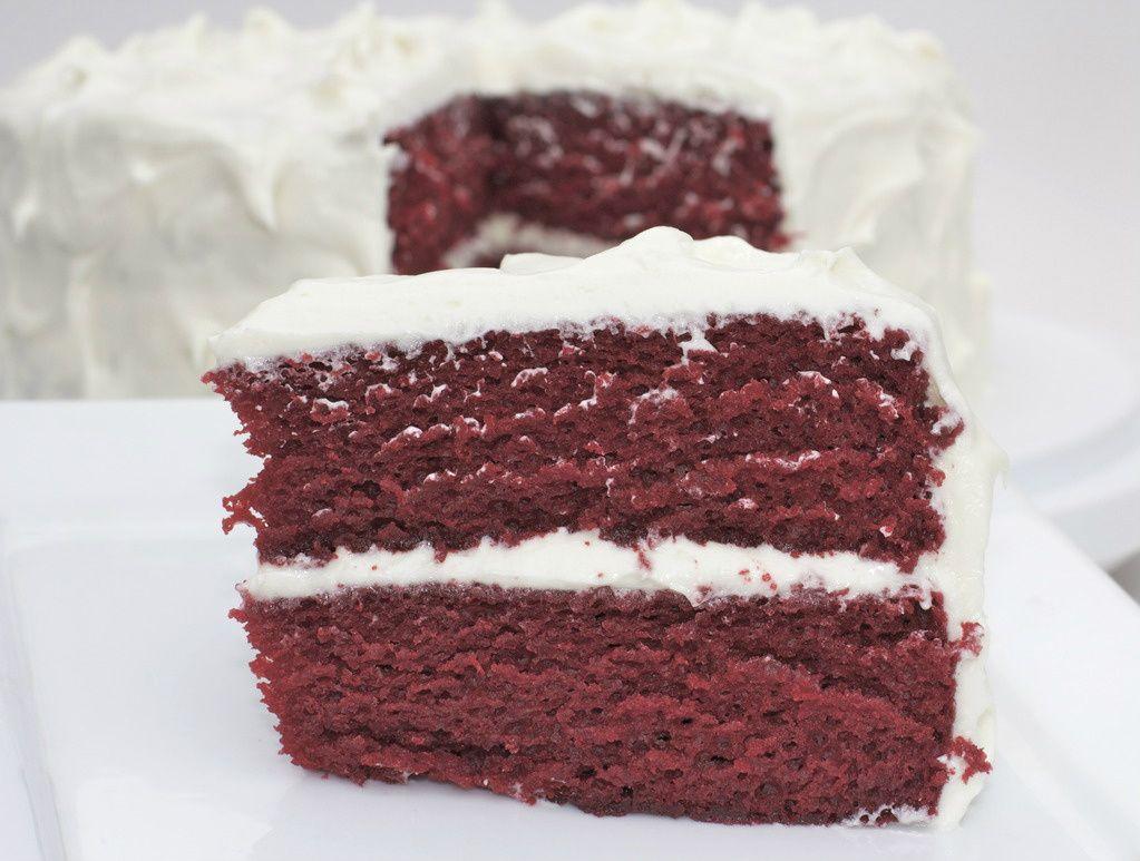 Easy Homemade Moist With Southern Flair Best Red Velvet Cake