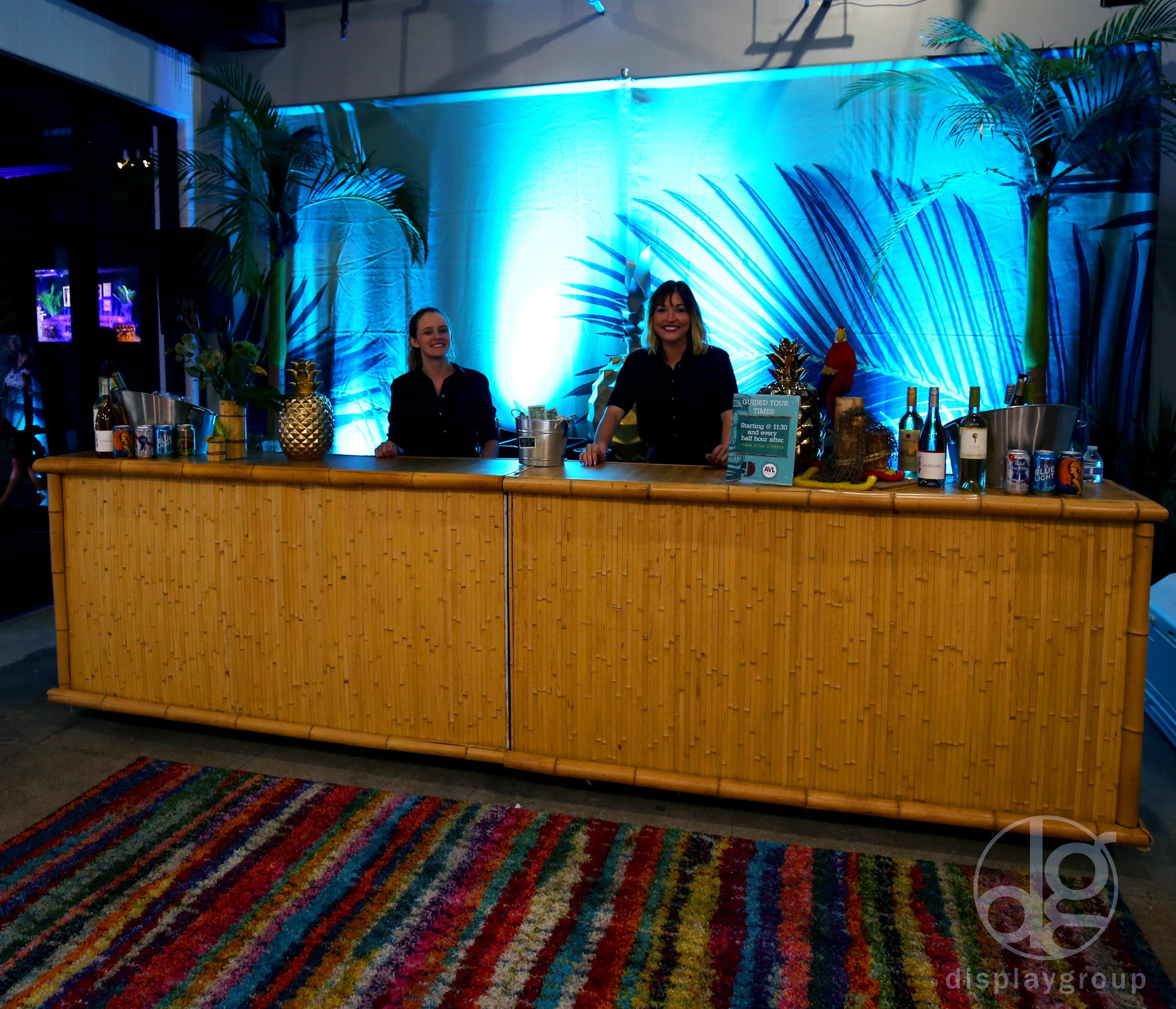 Get your tiki on at the tiki bar rentablebars tikibar