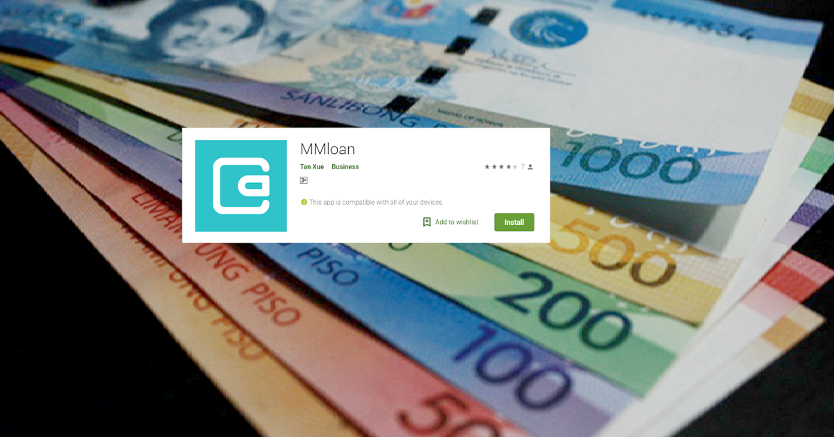 Mmloan Is An Application Mobile App That Is Launched In The Philippines And Provides Easy Operation No Collateral Online Loans Cash Loans Online Online Cash
