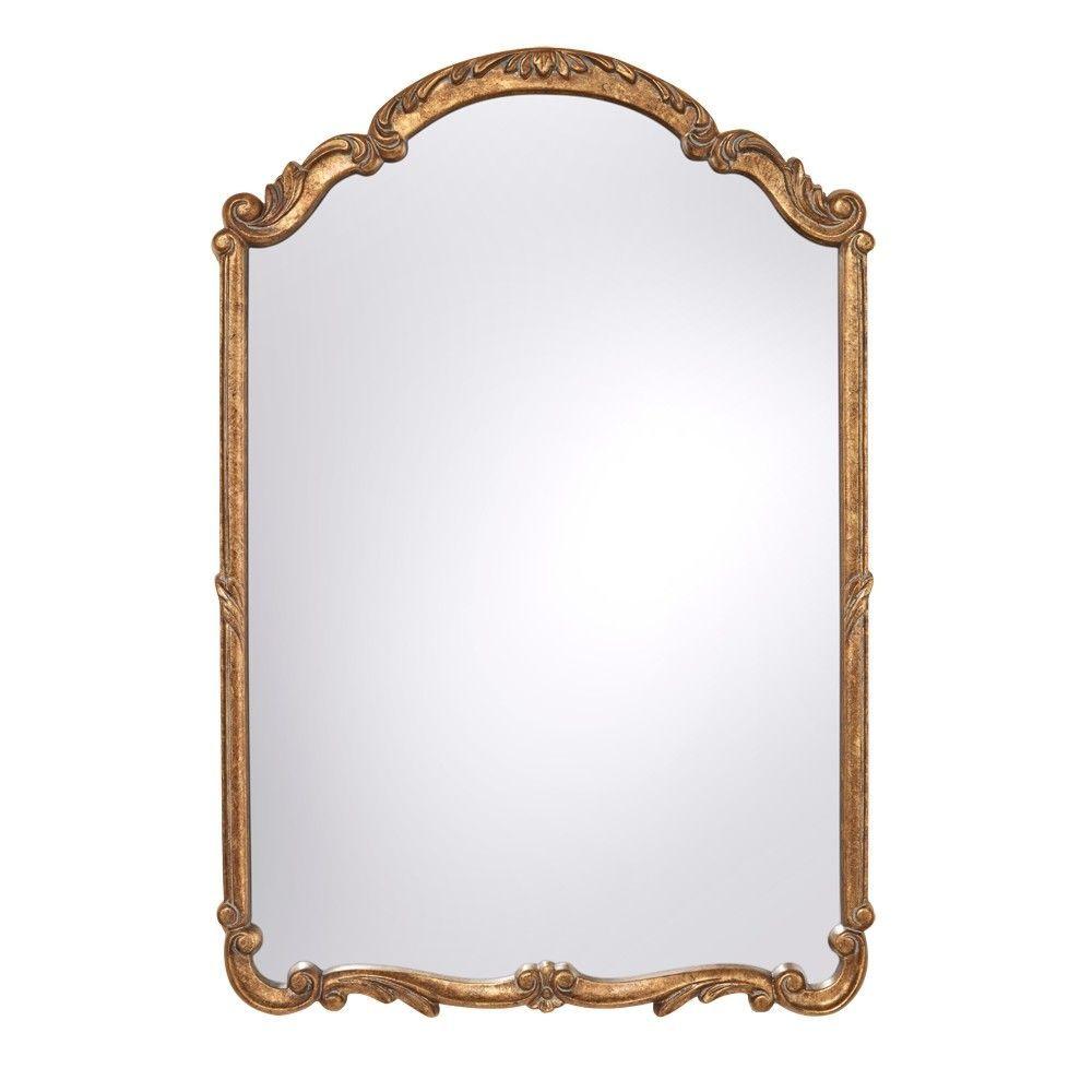 Antique Gold Mirror Flur In 2019 Antique Gold Mirror Mirror Und