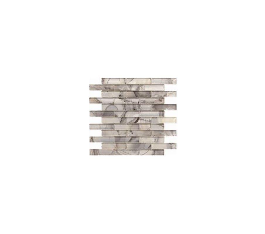 Miseno Mt Ag0114randms1p Sample Triton 1 X 4 Gl Visual Wall Tile