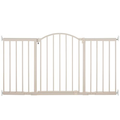 Summer Infant Metal Expansion Gate, 6 Foot Wide WalkThru