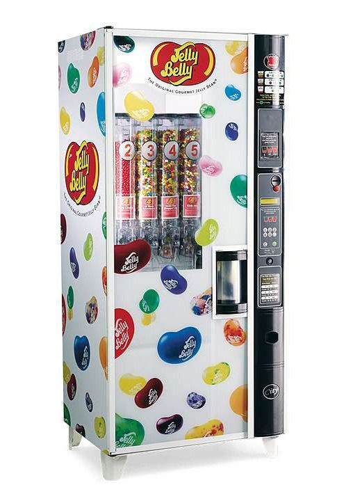 This Christmas Give The Jelly Bean Lover In Your Life The Ultimate Gift The Jelly Belly Candy Company Vending Ma Avec Images Bonbon Geant Distribution Automatique Bonbon