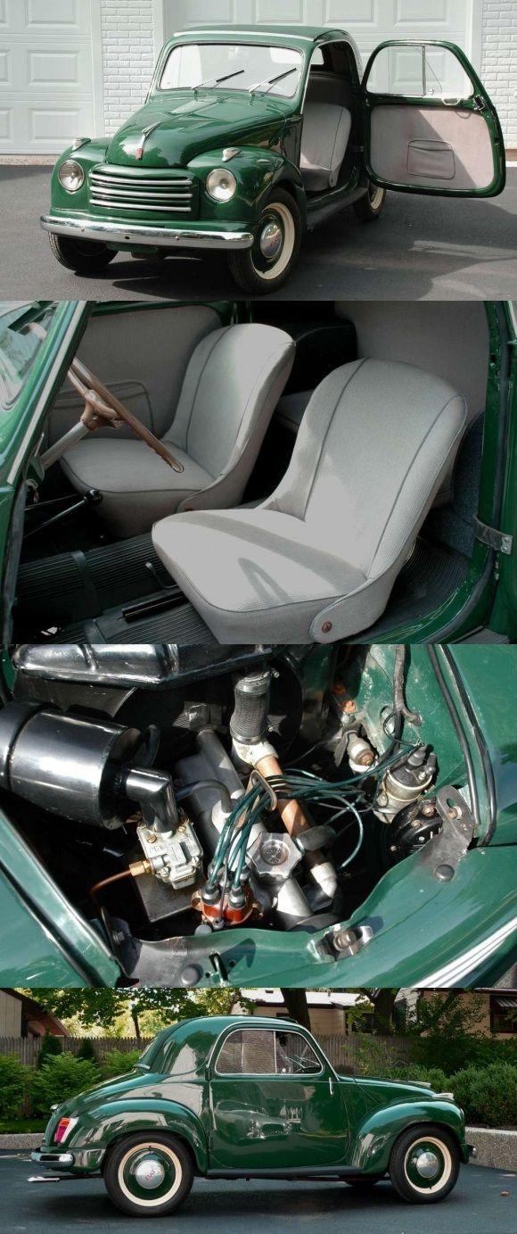 1951 Fiat Topolino 500c Re Pin Brought To You By Carinsurance At Houseofinsurance In Eugene Oregon Vecchie Auto Auto Personalizzate Auto