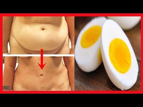 Dieta do ovo antes e depois