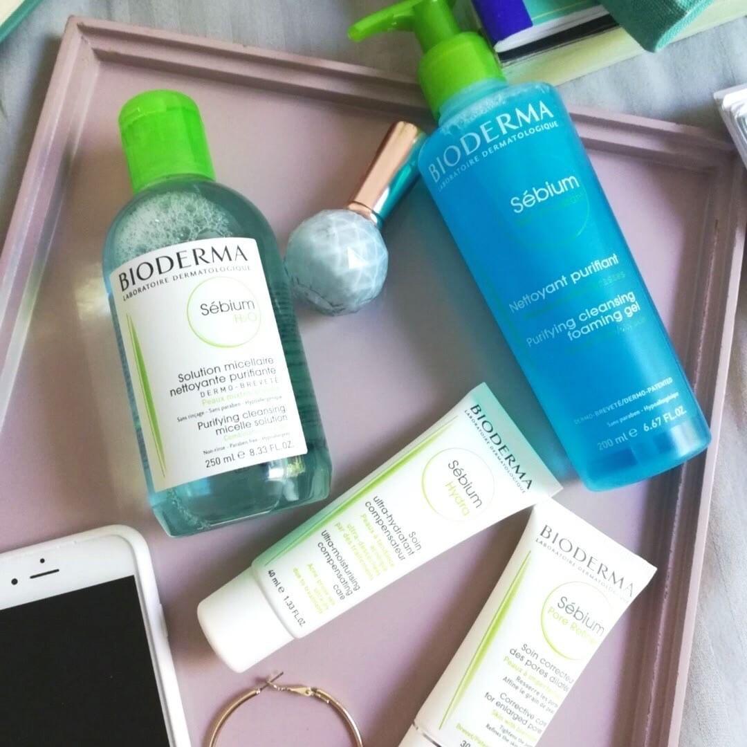 Bioderma Uk On Instagram Teenage Skincare Essentials Teenagers Often Suffer From Combination To Oily Skin Skin Care Essentials Bioderma Simple Skincare