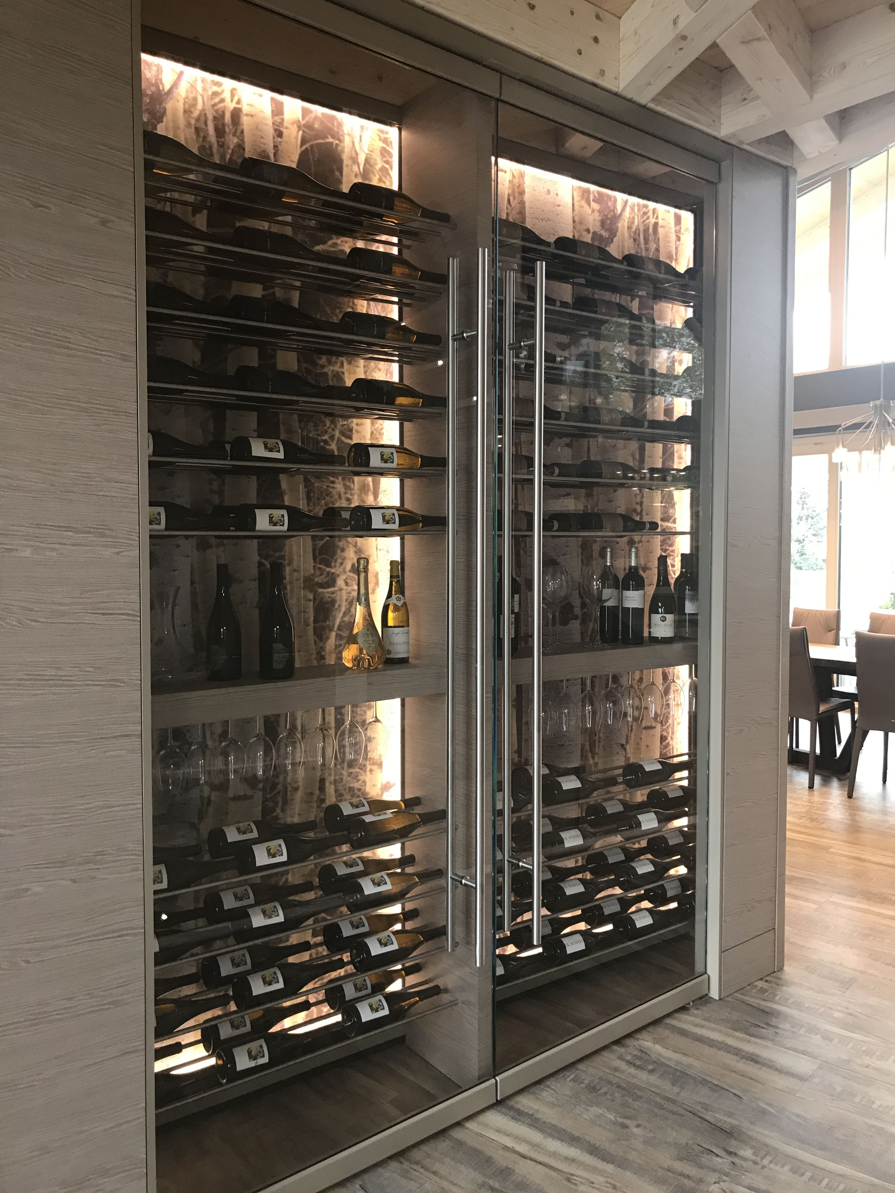 Pin By Mireille Valats On Wine Home Wine Cellars Wine Closet
