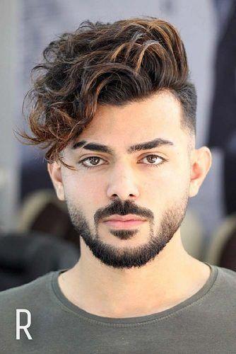 Yanlar Kisa Ustler Uzun Erkek Sac Modelleri Katalogu 2020 Erkek