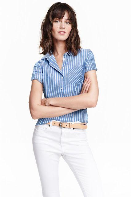 LA MODA ME ENAMORA : 11 camisas para mujer estampadas ¡con mucho color!
