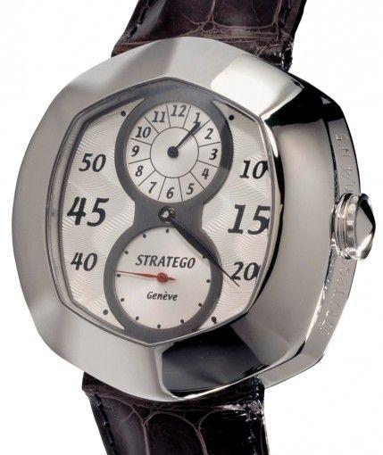 Cedric Johner - Stratego Regulator Relojes Para Hombres a465939871