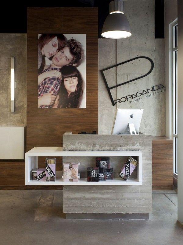 Propaganda Hair Salon, Texas (Salon Project)   Future salon ...