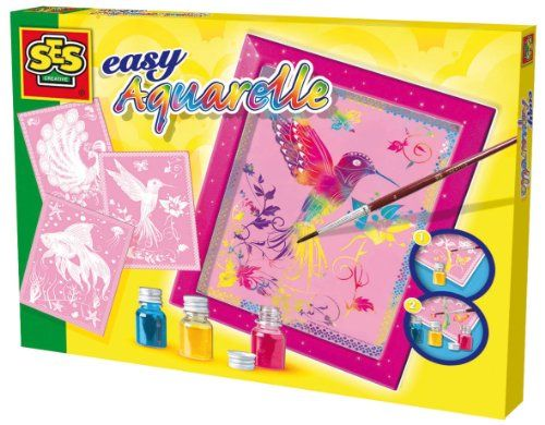 SES Creative Easy Aquarelle Animals Set *** You can find more details by visiting the image link.