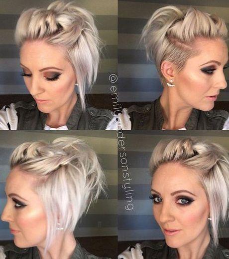 Wer Hat Gesagt Dass Kurze Haare Nicht Glamourös Oder Weiblich Sind