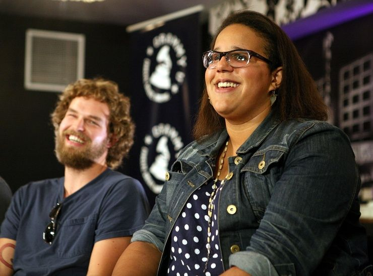Alabama Shakes Steven Johnson And Brittany Howard Grammy Com Steven Johnson Brittany Howard Music Albums