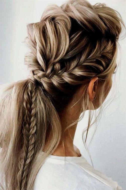 Pin By Kataleena Tresor On Wedding Hairstyles Updo In 2020 Prom Hairstyles For Long Hair Long Hair Styles Hair Styles