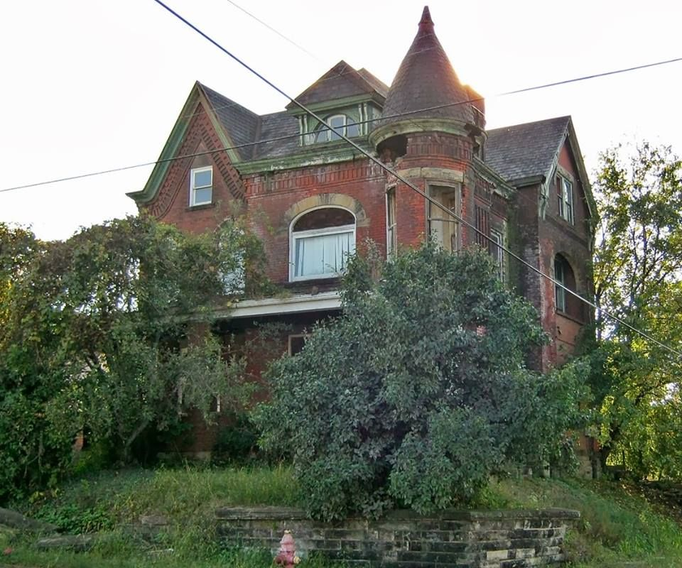 Abandoned Mansions, Abandoned Mansion For Sale