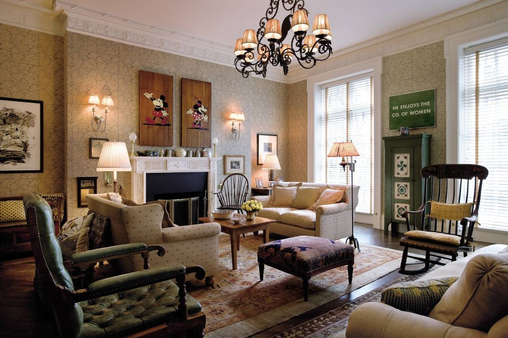 Traditional Living Roomstephen Shadley Designs In New York Best Living Room Traditional Decorating Ideas Design Inspiration
