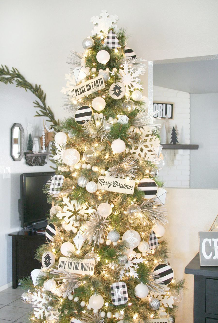 Christmas Tree Skirt Matalan Past White Christmas Tree Decor Pinterest Christmas Tree Decorations Cool Christmas Trees White Christmas Tree Decorations