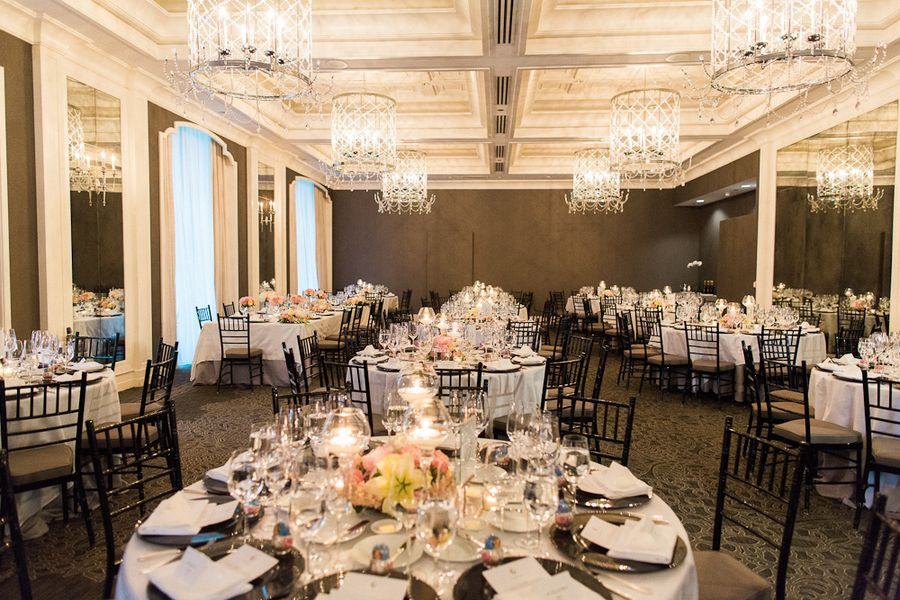 Sweetheart Wedding At The Waldorf Astoria Chicago