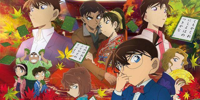 Detective Conan: Crimson Love Letter - Full trailer e anteprima della theme song di Mai Kuraki - Sw Tweens