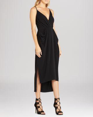 Wear this bringin-sexy-back dress into fall. $35 (reg$78) #DateNight #BCBG