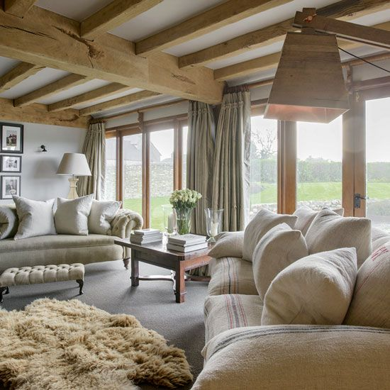 Take A Tour Of This Somerset Barn Conversion Barn Conversion