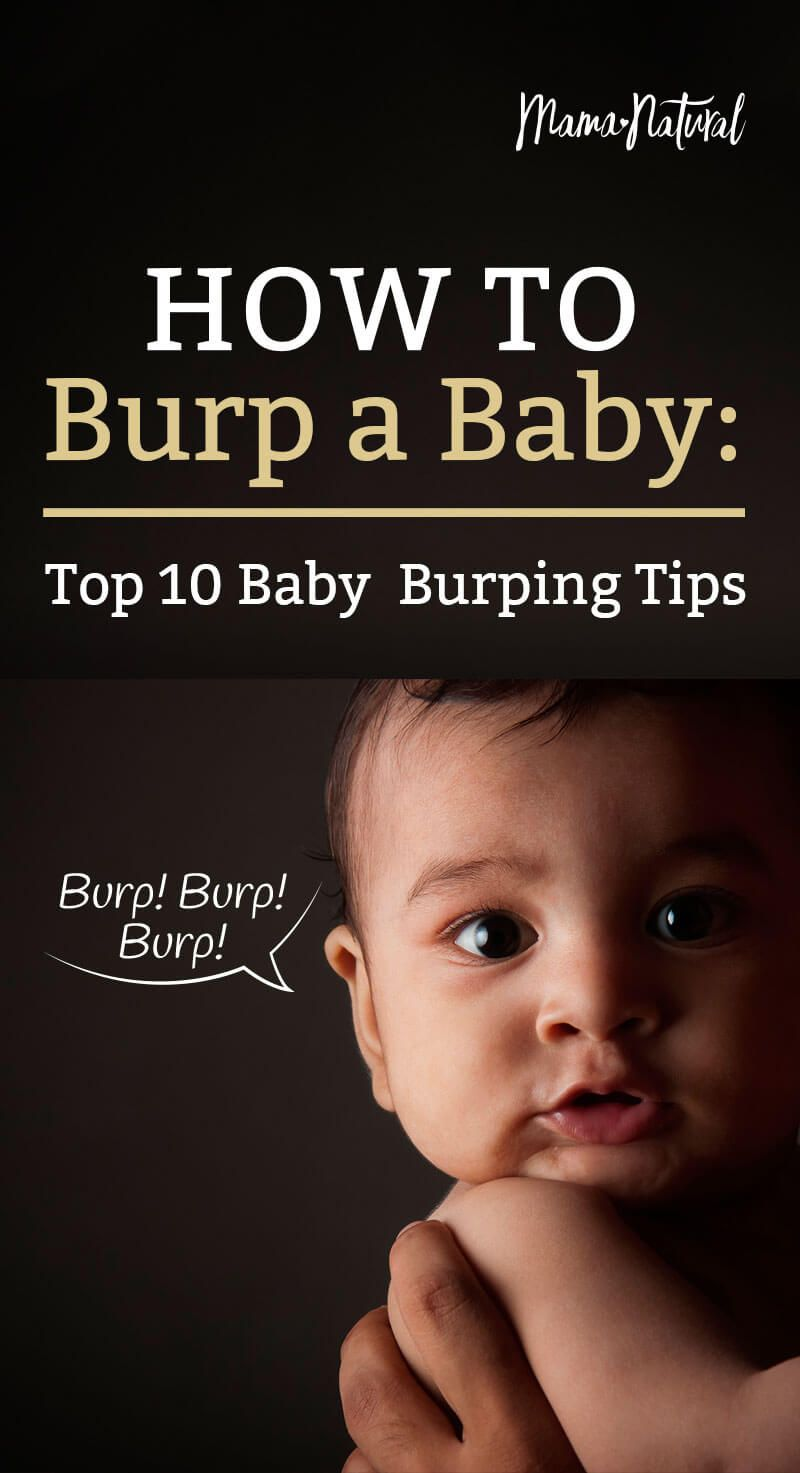 How To Burp A Baby Top 10 Baby Burping Tips Mama Natural Burping Baby Baby Wont Burp Gassy Baby