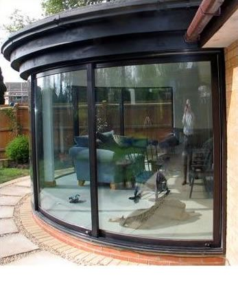 Curved Toughened Glass 2 Jpg 347 421 Curved Patio Glass Porch House Extension Design