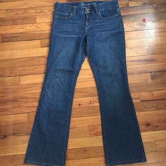 50a38593 Tommy Hilfiger Bootcut Jeans, Size 10 Tommy Hilfiger Bootcut Jeans, Size  10. Mid