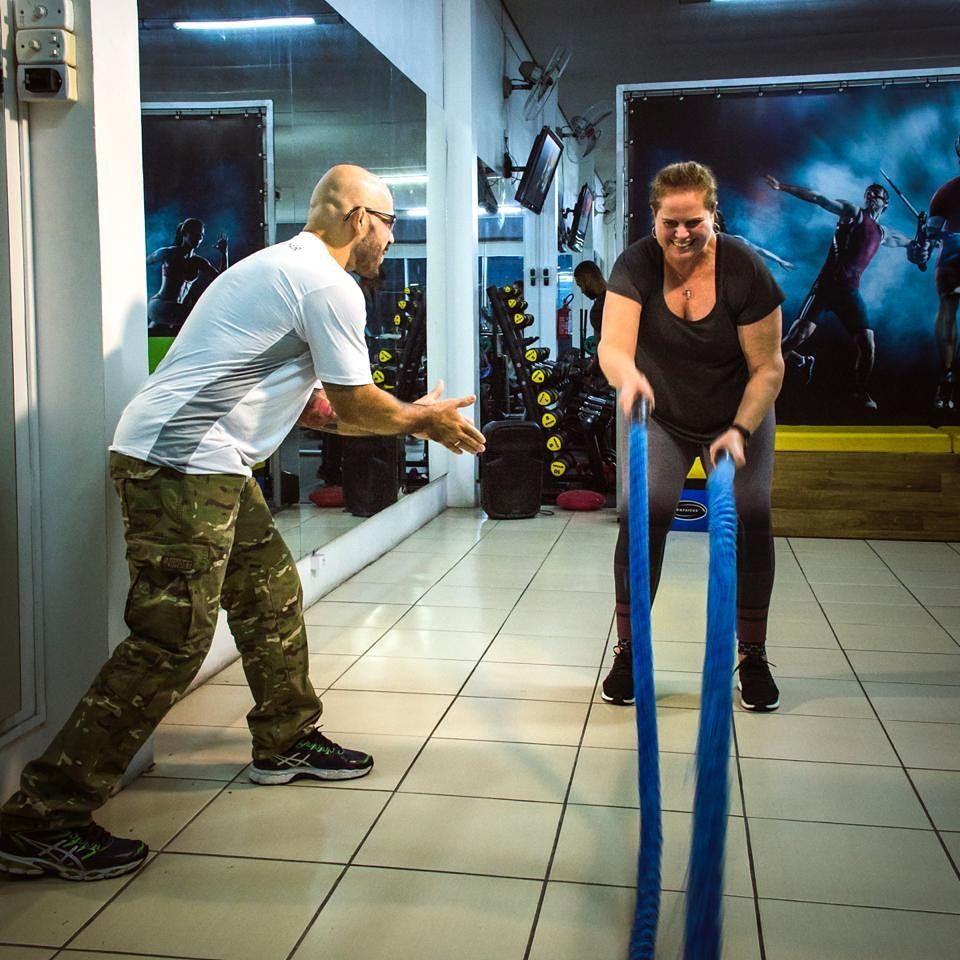 """""""Acredite que você pode, assim já estará na metade do caminho"""" #educacaofisica #gym #gymmotivation #..."""