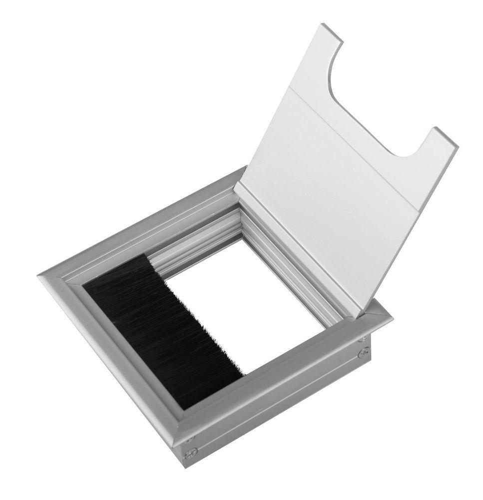Exklusive 100mm Aluminium Kabeldurchfuhrung Kabeldurchlass Kabelauslass Alu 2 In Mobel Wohnen Mobel Zubehor Ebay Kabeldurchfuhrung Aluminium Kabel