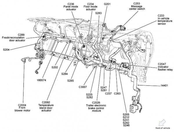 Ford F 150 Wiring Harnes - Wiring Diagram