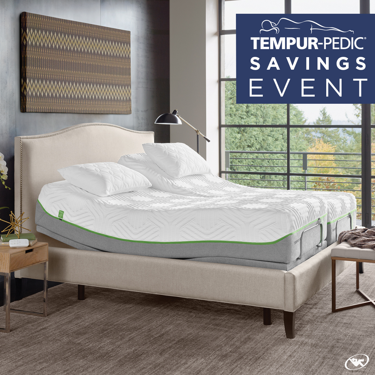 A good night's sleep is a visit away. Try our line of