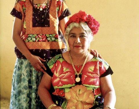 Juchitan Frauen
