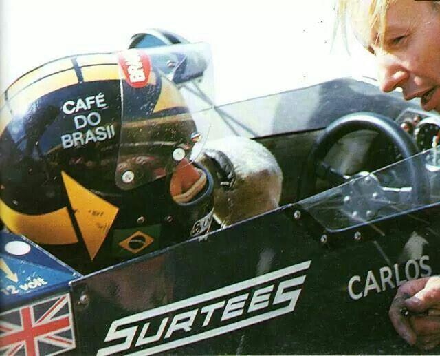 Jose Carlos Pace 1973