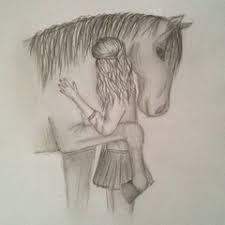 Welp Afbeeldingsresultaat voor tekeningen om na te tekenen meisje AN-87