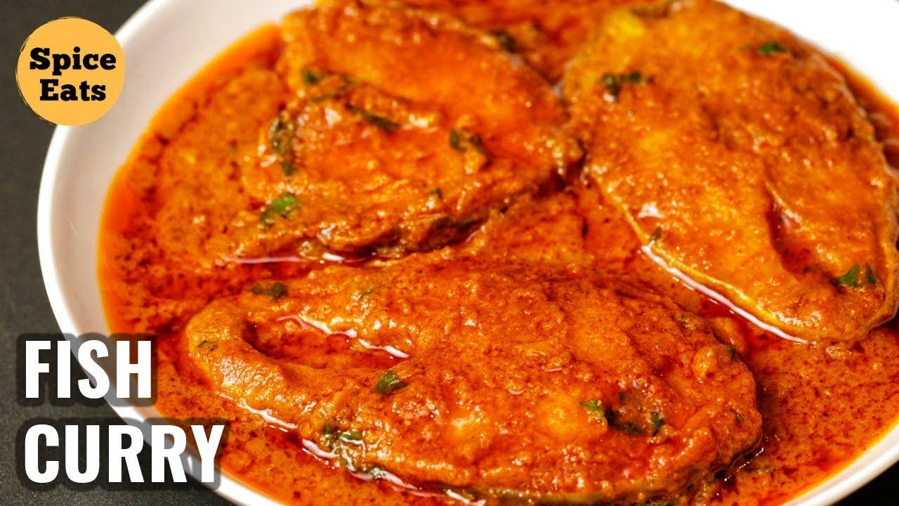 Fish Curry Recipe Rohu Fish Curry How To Make Fish Curry Youtube Curry Recipes Fish Curry Recipe Fish Curry