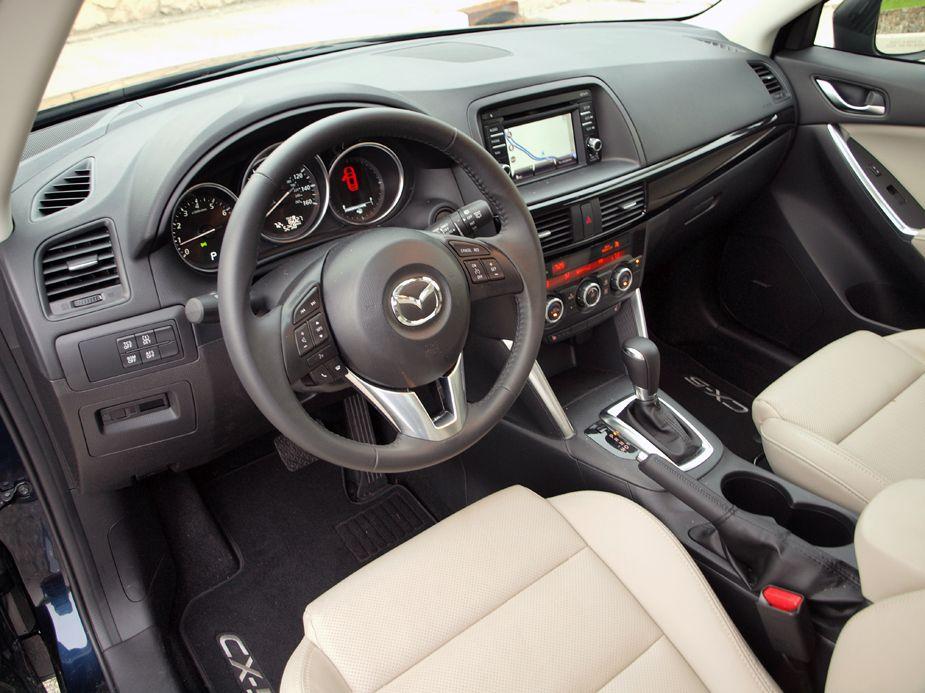 2015 Mazda CX 5 Interior View
