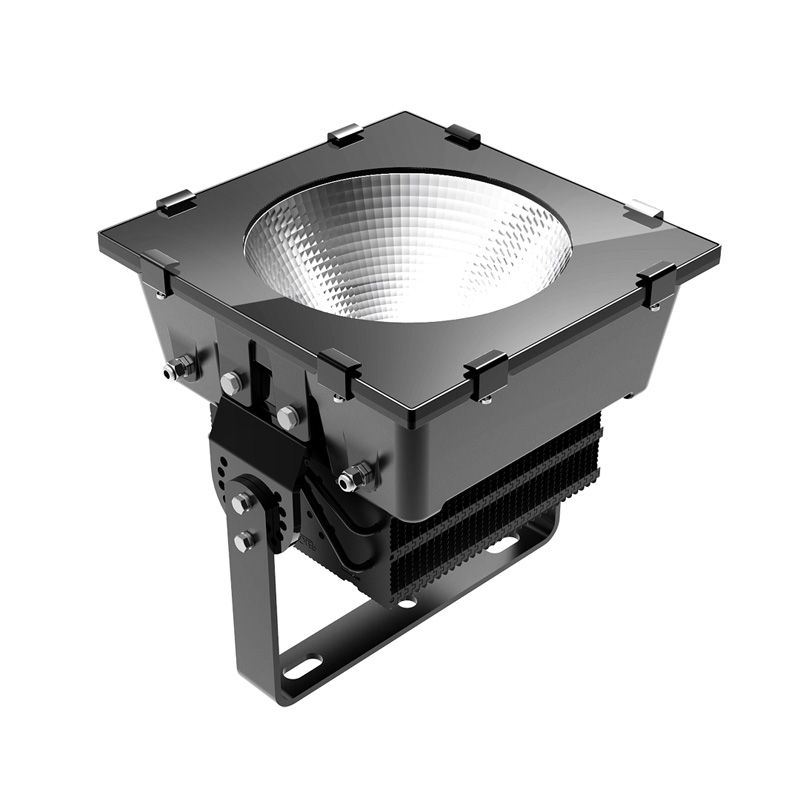 500w 100000 Lumen 1000w Die Cast Aluminum Led Flood Light Housing 1000w 500w 400w Led Floodlight