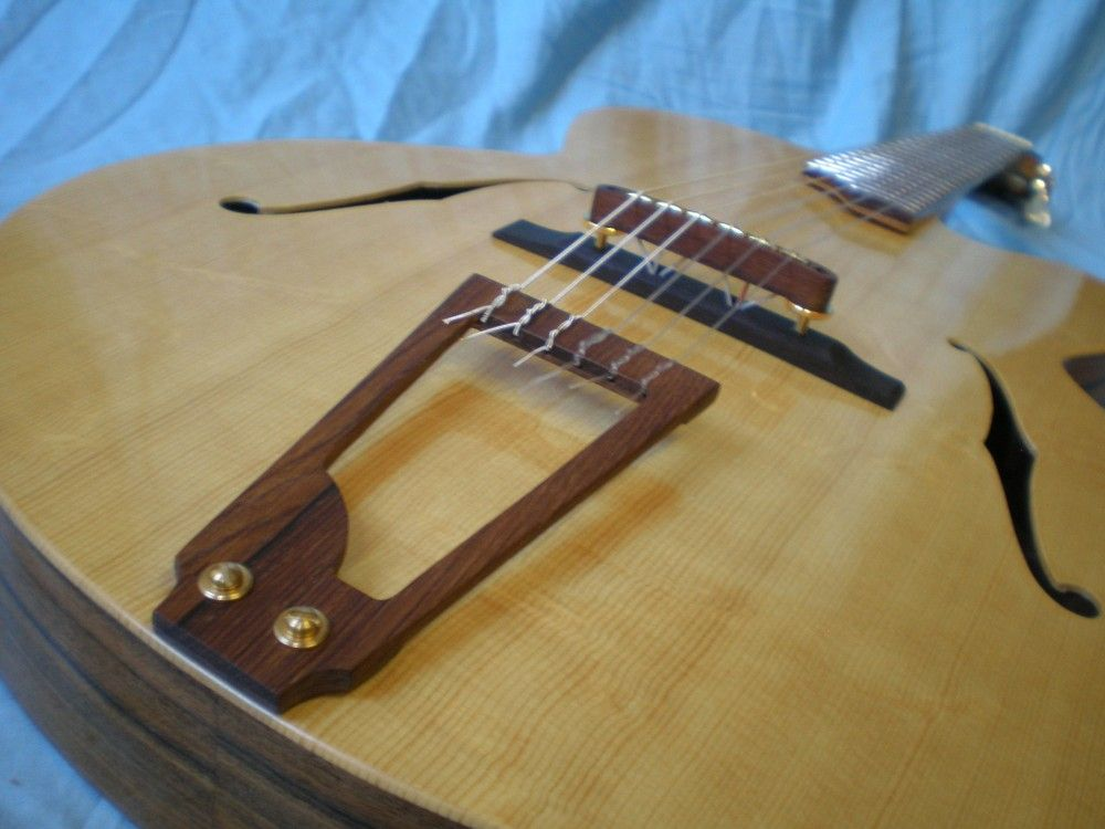 Pin en guitars